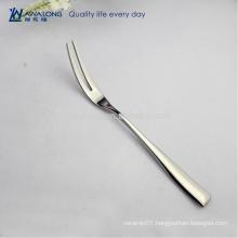 12cm Hot Sale Pretty Design Fruit Fork, Stainless Fork
