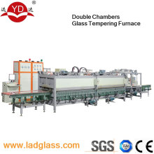 Double Chamber Glass Tempering Machines