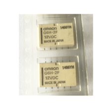 Signal RELAY DPDT Relay 10-Pin SMD  ROHS  G6H-2F-12V