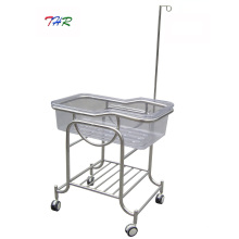 Reclining Medical Bassinet Trolley Baby Cort