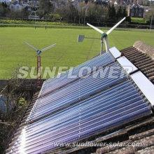 Perfil de aluminio para colector solar