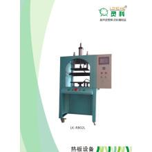 Máquina de solda de chapa quente para baterias