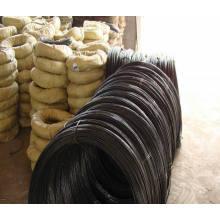Black Wire / Black Iron Wire / Schwarz geglühtes Kabel