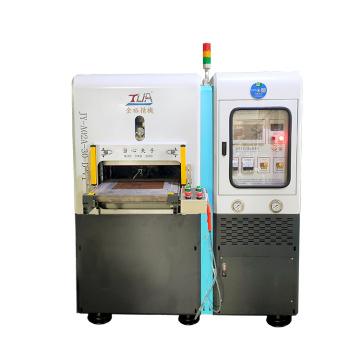 Silicone label made embossed heat transfer making machine