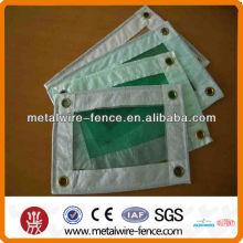 PE Construção Verde Shade Shade Netting