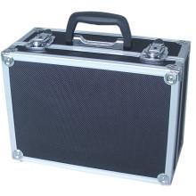 Boîtier en aluminium, mallette à outils portative bon marché, étuis en aluminium bon marché
