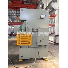 JH21-160 ton manual sheet metal punching machine