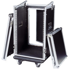 12u Professional Design Audio Mixer Rack Case (GL-DJ32-B)