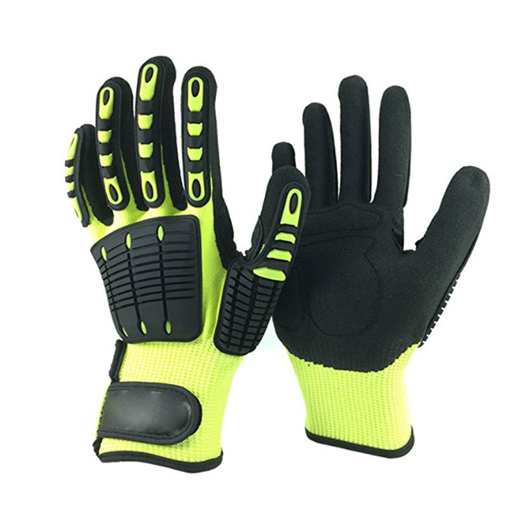 Anti-cut High Oil resistant gloves