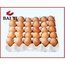 Bandeja barata del huevo del pollo de la venta de la fábrica