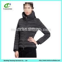2016 de algodón de relleno mujeres de invierno chaquetas abrigos