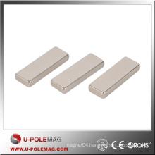 Cheap Advanced NdFeNB Magnets Block/Neodymium Magnets F50x20x12mm /N50 Neo Magnets China