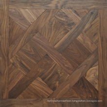 Oak Wood Mosaic Floors Floor Engineered Wooded Pattern Flooring