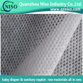 2016 Hot Selling Super Soft Spunbond Perforated Nonwoven for Baby Diaper Topsheet