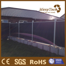 Foshan WPC Garden Fence, Home Privacy Decorative Screen