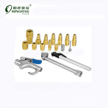 20 pc Pneumatic Accessories kit for compress equipment