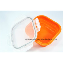 Heat Resistant Plastic Food Container