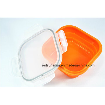 Теплостойкий Пластичный Контейнер Еды