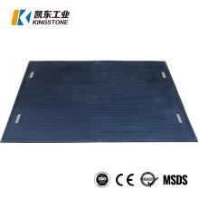 Durable Pig Rubber Mat Wean to Finish Mat Manger Flooring