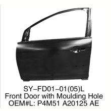 FORD FOCUS 2005 Front Door
