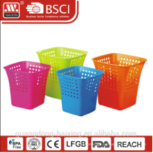 HaiXing Household plastic garbage bin
