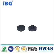 Custom Black Color Rubber Stoppers