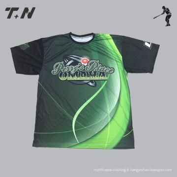 Slim Dry Fit Sports Gym Golf T Tee Shirt