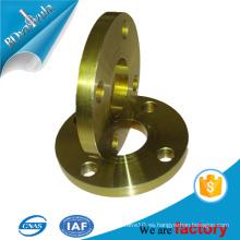 Brida de tubo de acero recubierto de presión media JIS con certificados de alta calidad