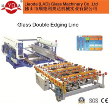 Ligne de production de double bordure de verre