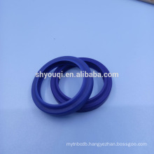 Customized Wiper Oil Seal Hydraulic DH/DHS Curved Shower Screen Seals Wiper Oil Seal Hydraulic PU DH/DHS
