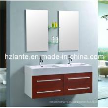 Gabinete de baño de diseño doble más nuevo diseño