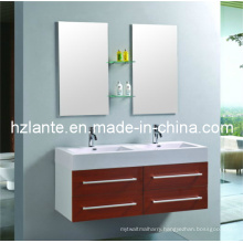 Newest Design Double Sink Bathroom Cabinet