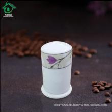 Die eleganten Werbe-Keramik-Zahnstocherhalter Porzellan