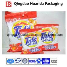 Tiefdruck-lamelliertes Plastikwäscherei-Waschmittel / Waschpulver-Verpackungs-Tasche