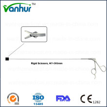 Hysteroscopy/Uteroscope Set Rigid Scissors