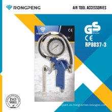 Rongpeng R8037-3 tipo pistola de aire inflado herramienta accesorios