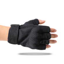 New men outdoor sports gear nylon tactical glove