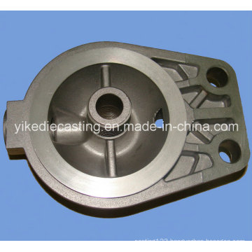OEM Aluminum Die Casting Motor Parts with Competive Prices