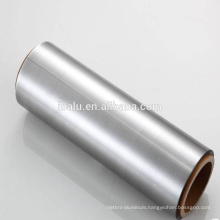 Wholesale pe laminated Aluminum foil tissue/kraft paper in rolls