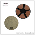Copper Bond Polishing Pad for transitional polishing