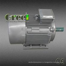 Низких оборотах 5кВт 220В генератор постоянного магнита с CE