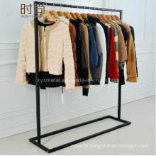 Kd Powder Coating Clothing Garment Cloth Clothes Display Rack