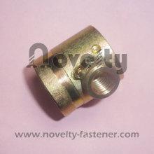 BT6001 bronze encaixe para três maneira fio conector