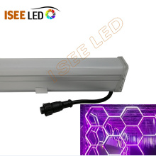 48DMX Canales DMX512 Tubo lineal LED digital para exteriores