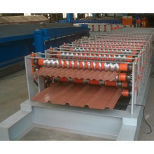 Botu Machine, Double Layer Roof Roll Forming Machine
