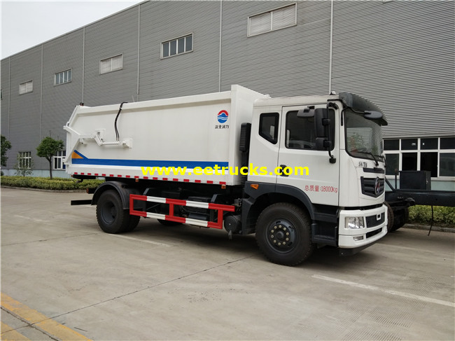 5 Ton Garbage Compression Trucks
