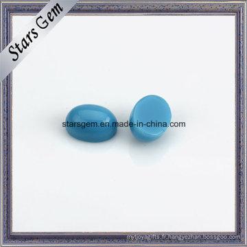 De Bonne Qualité Nano Turquoise Stone for Jewelry