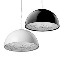 D60cm Resin chandeliers hanging light led modern pendant lamp