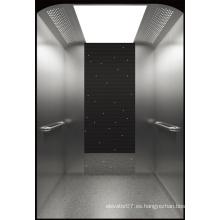Elevador de pasajeros Fujizy con pequeña sala de máquinas
