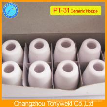 Plasmaschneidbecher PT31 geschichtet